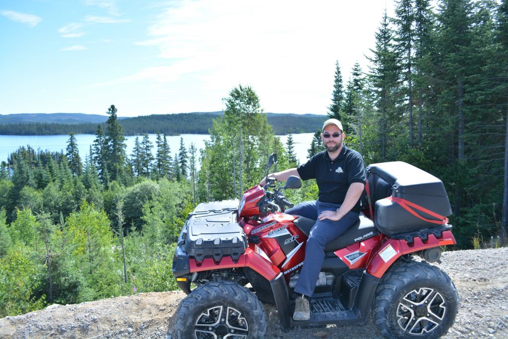 Essai du Polaris Sportsman Touring 850 SP 2016