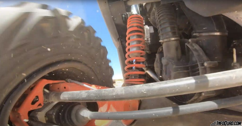 Suspension Smart-Shox de Can-Am