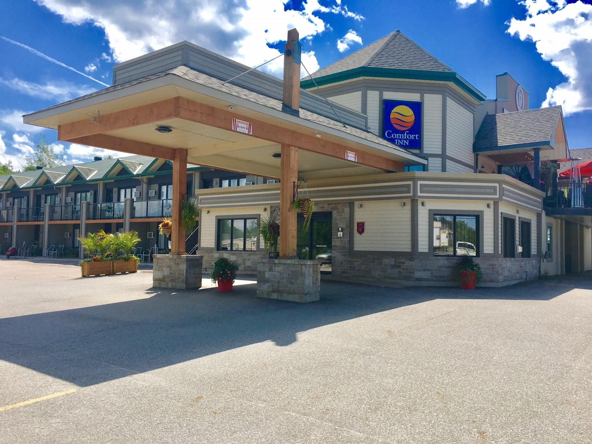 Comfort Inn Mont-Laurier