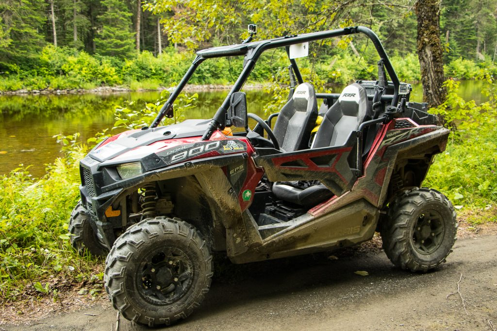 Polaris RZR 900 EPS Trail 2015