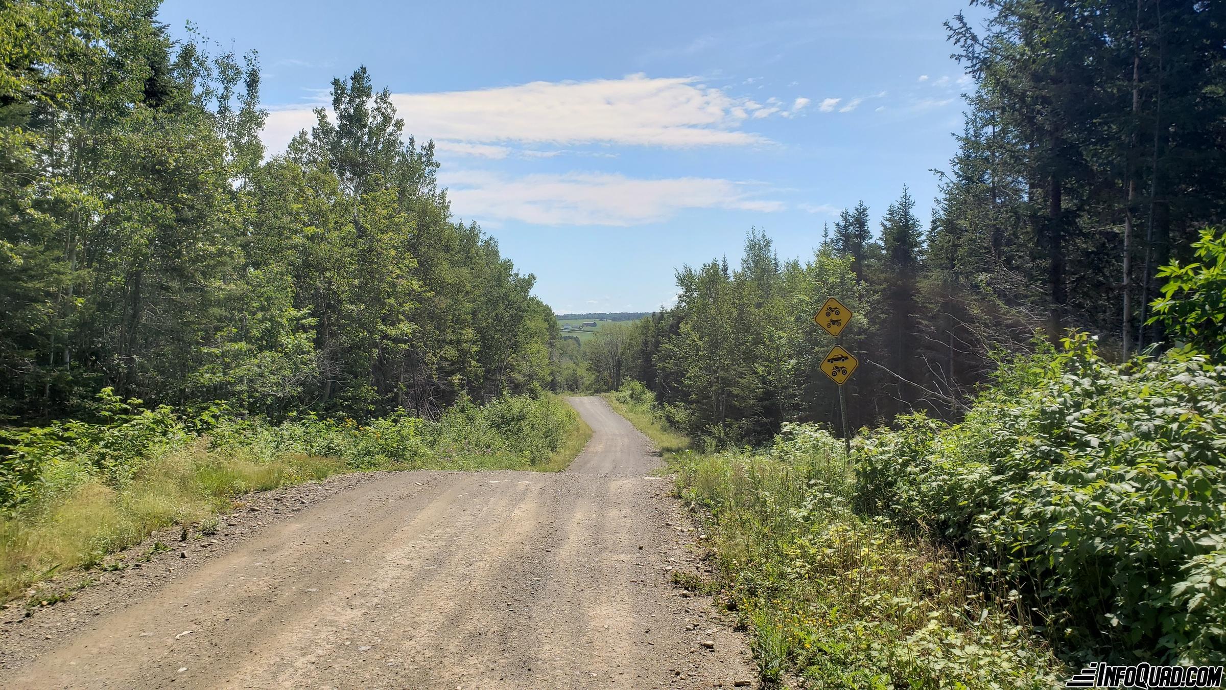 Sentiers de quad Matanie et Matapédia