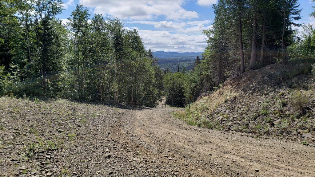 Sentiers de quad
