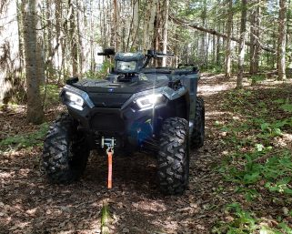 Review of the 2020 Polaris Sportsman XP 1000 Limited Edition