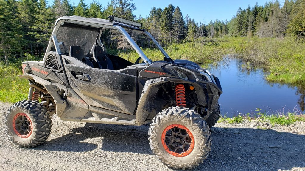 Essai du Can-Am Maverick Sport X XC 2020