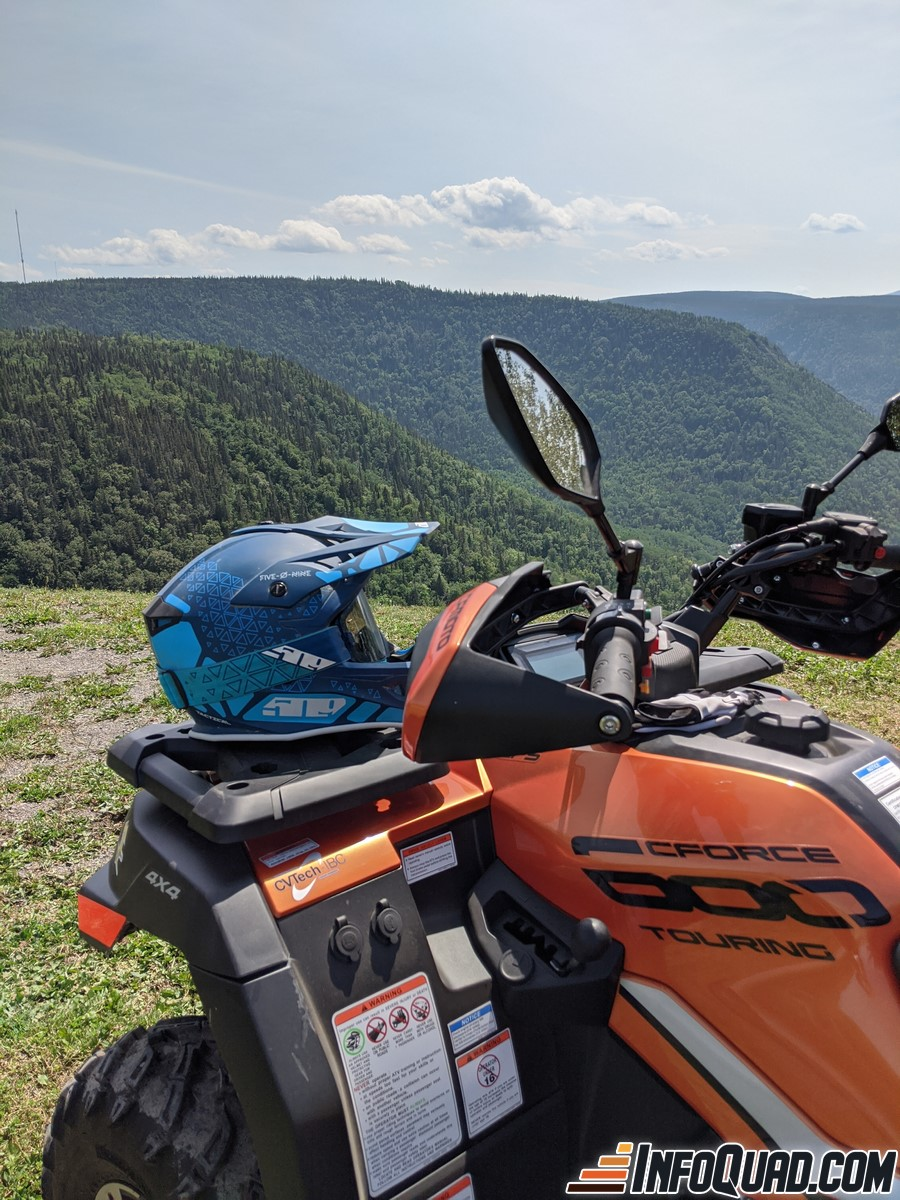 CFMOTO CFORCE 600 EPS TOURING 2021 REVIEW