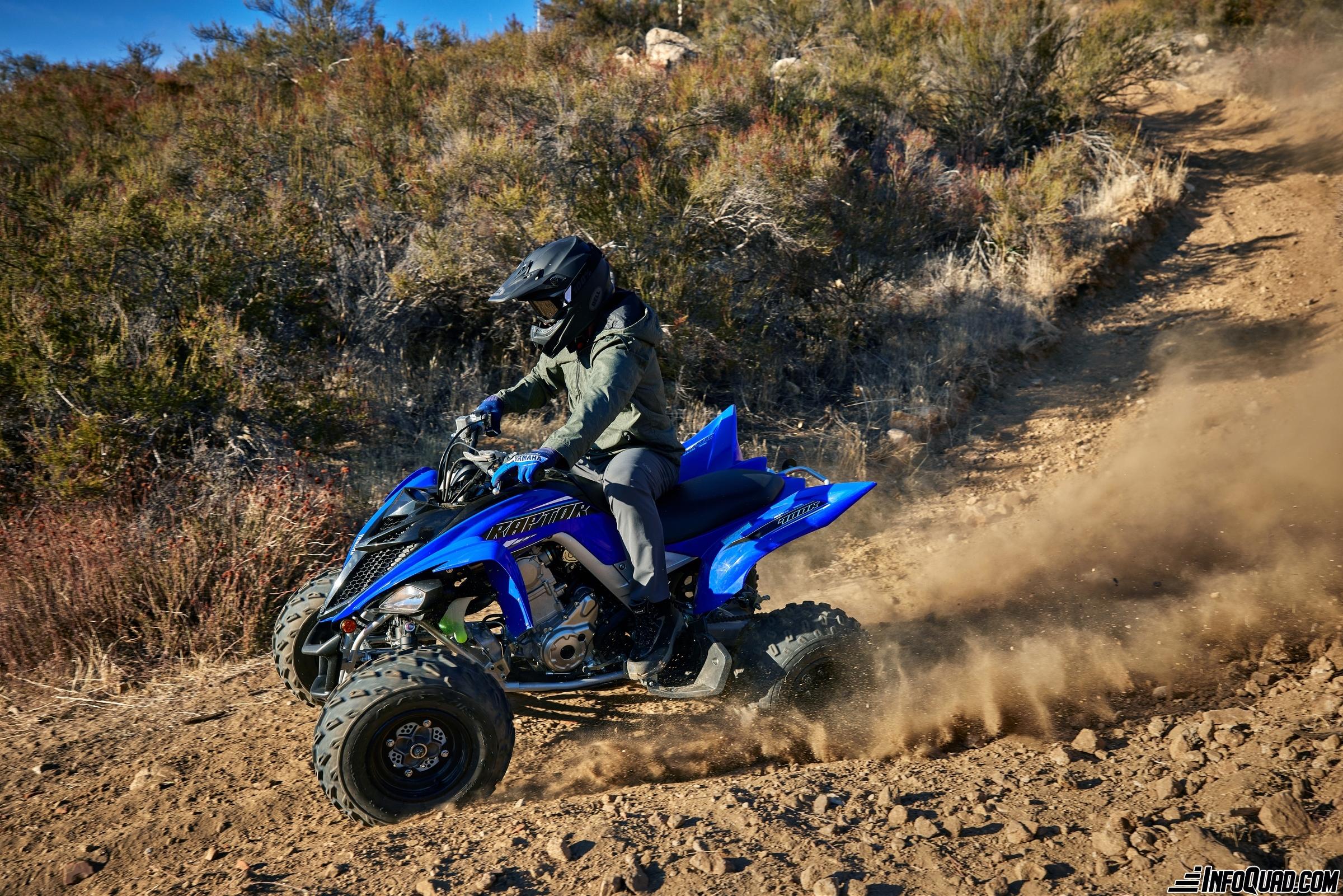 Yamaha Quad - SPORT Range - 2021