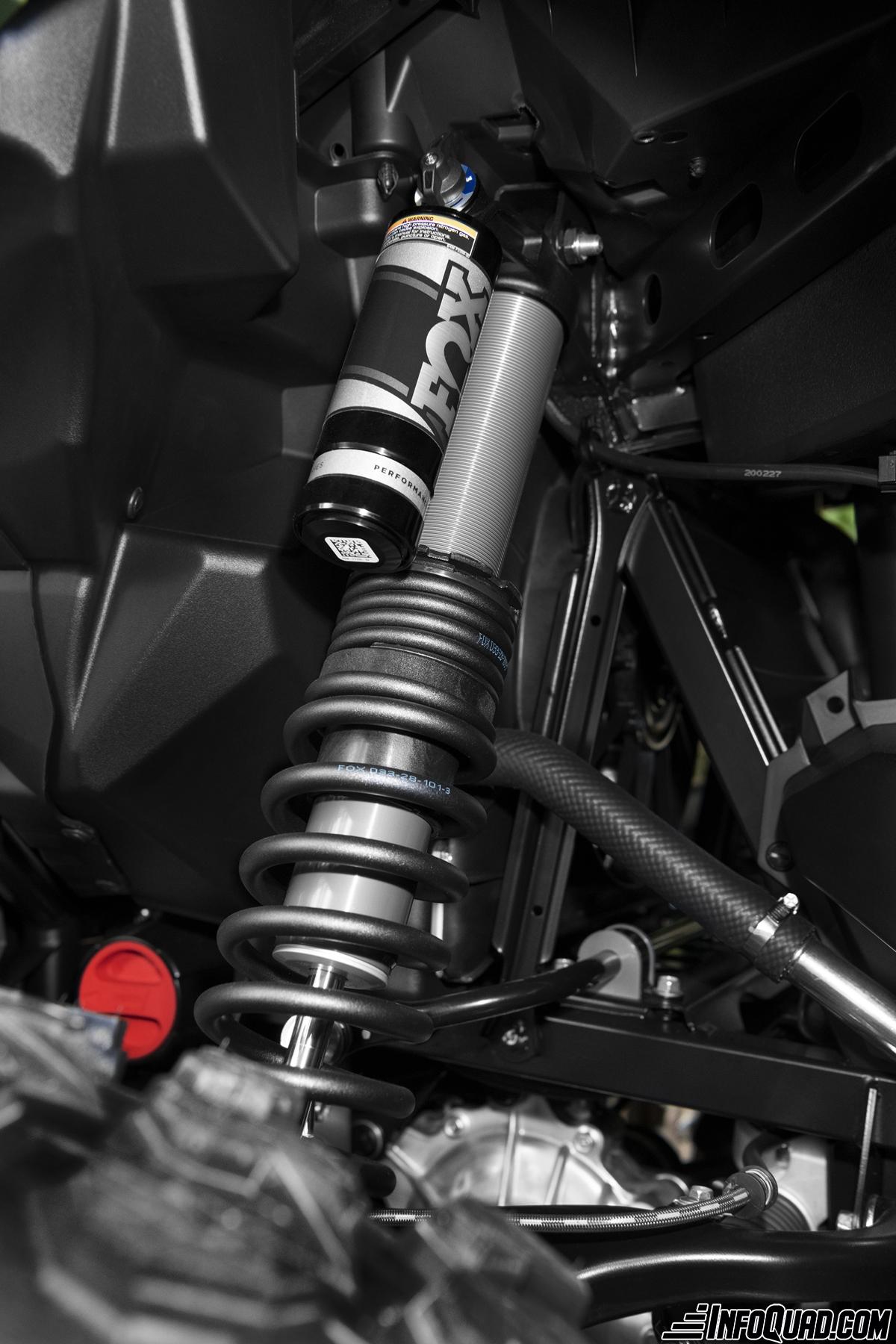 Suspension Yamaha Wolverine RMAX