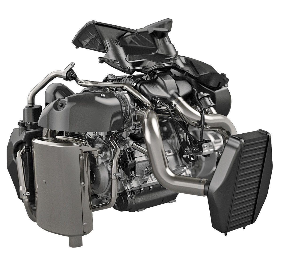 Verrons-nous un moteur Yamaha dans le Wildcat 2017?