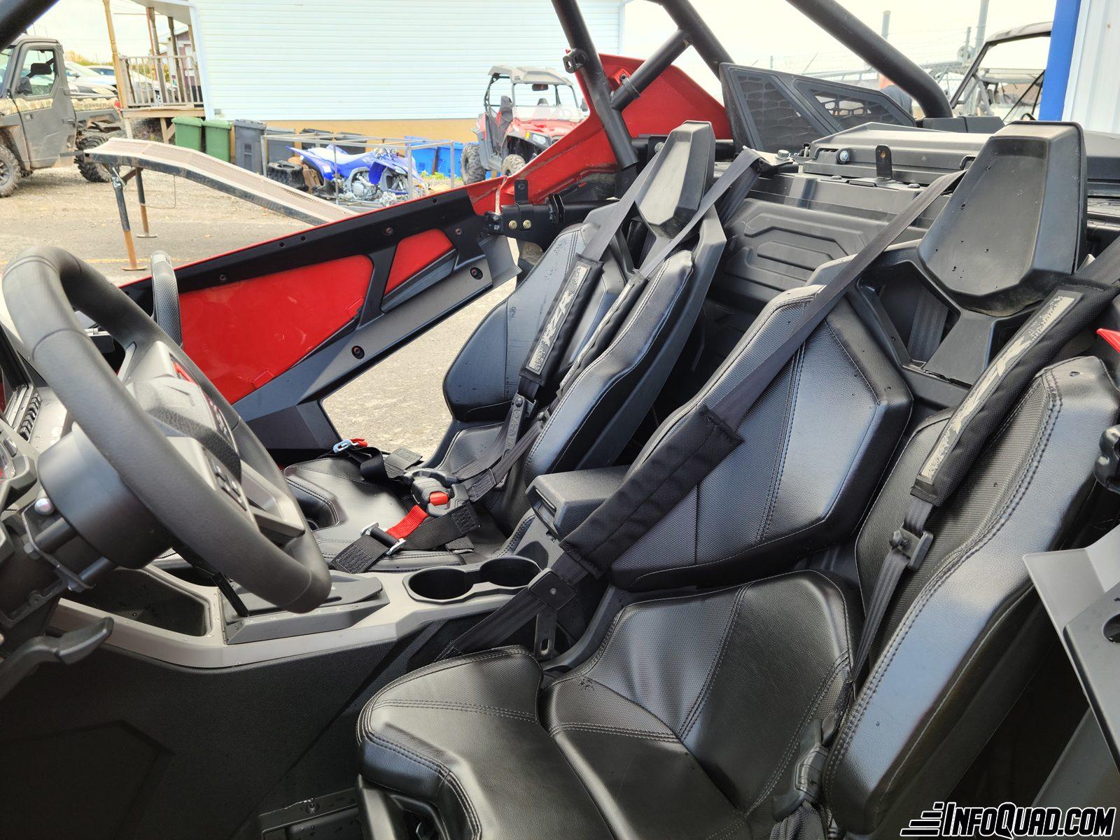 Polaris RZR XP Pro 1000 Turbo Ultimate Dynamix