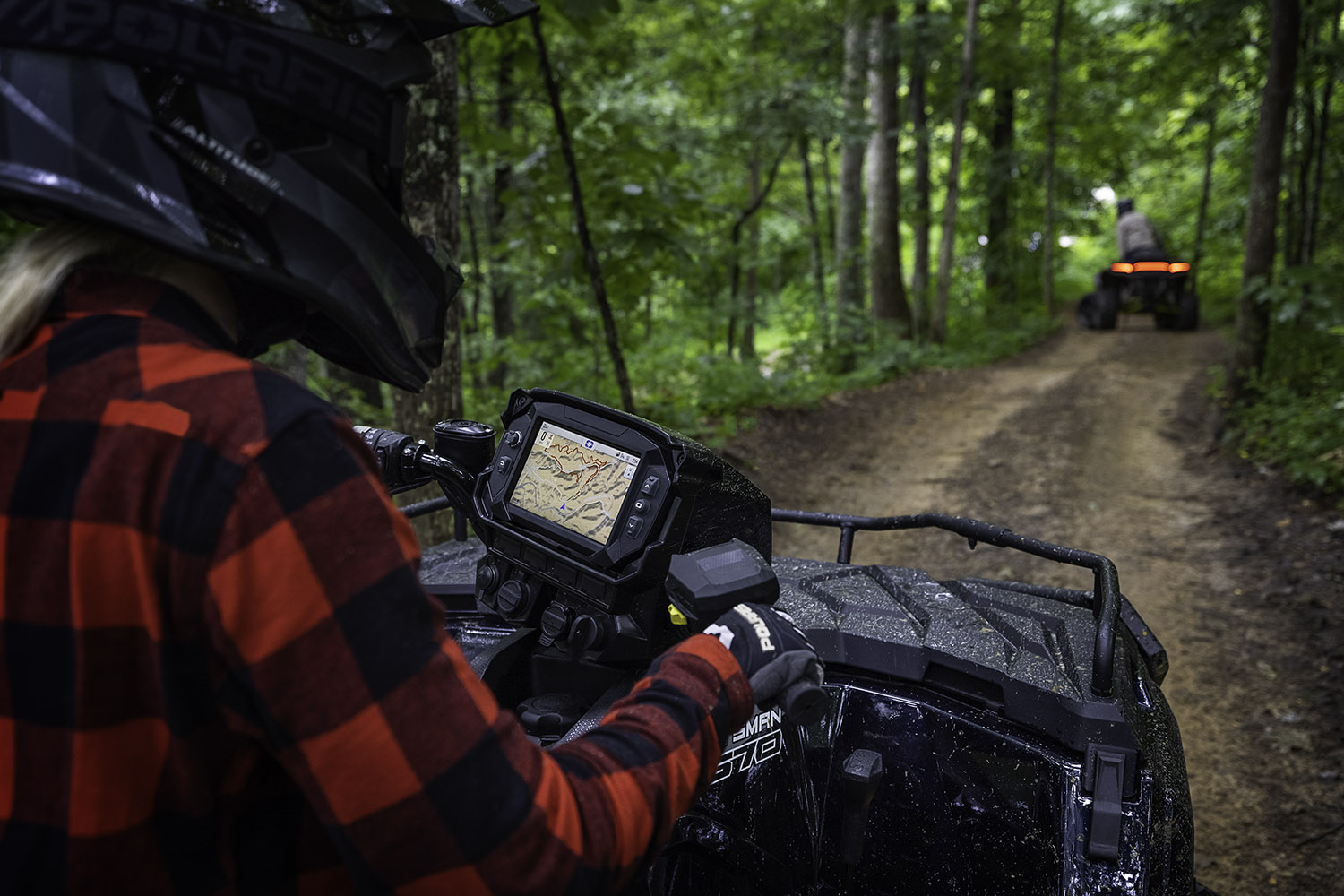 RIDE COMMAND Platform Achieves One Million Miles of trails: Polaris is donating $40,000
